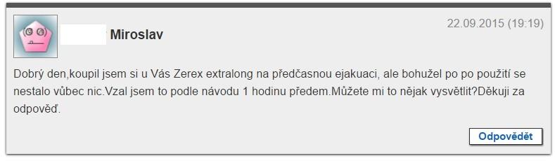 zerex diskuse