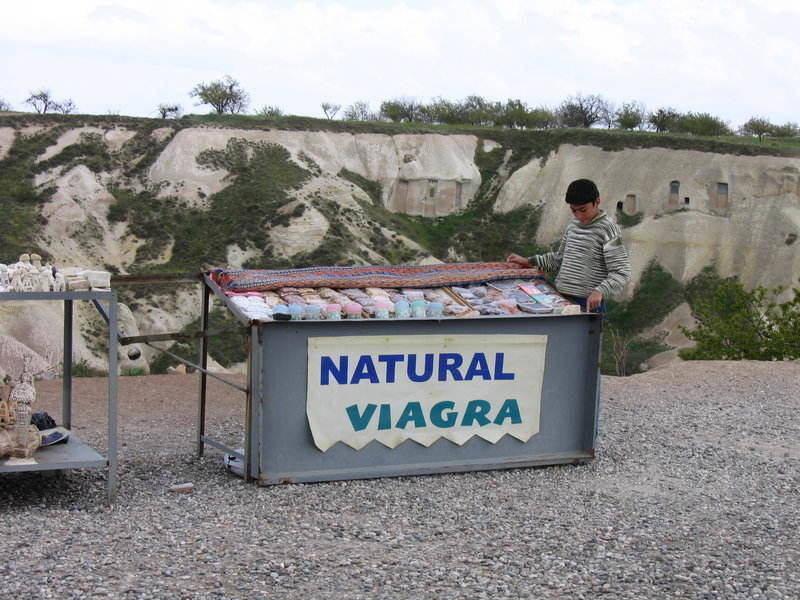 přírodní vagra bez předpisu